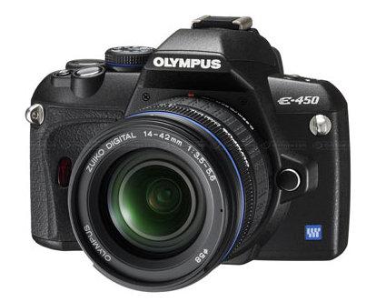 olympus-e-450